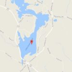Little Ossipee Pond (Google Maps)