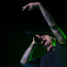 Dropkick Murphys' Al Barr performs during their show at Darling's Waterfront Pavilion in Bangor Thursday.