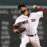 Boston's David Price pitches during a July 16 game against the New York Yankees at Fenway Park in Boston. The left-hander on Friday was placed on the 10-day disabled list with an elbow ailment.
