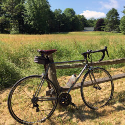 Biking and back roads – the best way to see Maine