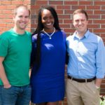 PCHC welcomes Dental Residents Matthew Janda, DDS, Isatu Bah, DDS, and Christopher Ford, DMD.