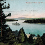 Orrington Postcard