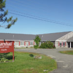 Marshall Healthcare Facility in Machias.