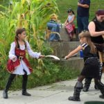 Kids of all ages love pirates!