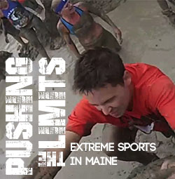 Pushing the Limits: Extreme Sports in Maine