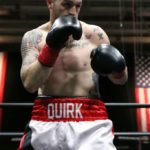 "Portland firefighter and paramedic Jason Quirk of South Portland, dubbed the ""Fighting Firefighter,"" will fight Brandon Baue of Troy, Missouri, on Saturday night in a six-round middleweight bout as the co-main event of a pro-am boxing card at the Skowhegan Community Center."