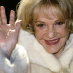 Actress Jeanne Moreau arrives at the European film awards ceremony in Berlin, Germany, Dec. 6, 2003. Actress Jeanne Moreau has died, aged 89, in Paris, France, July 31, 2017.