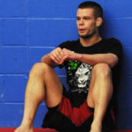 Maine/New England mixed martial arts fighter Ryan Sanders.