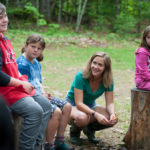 BDN coastal reporter Alex Acquisto spends a day as a camp counselor at Tanglewood 4-H Camp in Lincolnville.