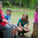 Snakes, ticks and kids: What it's like to be a camp counselor in Maine