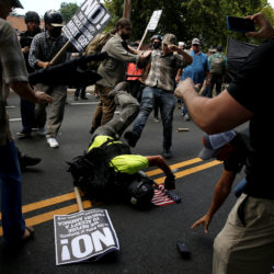 Charlottesville white nationalist rally takes a deadly turn