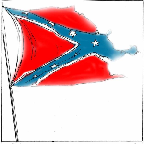 The Confederate Battle Flag Isnt A Symbol Of Southern Heritage