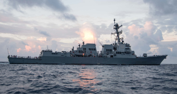 Ingalls Shipbuilding completed builder's sea trials on the future Arleigh Burke-class guided-missile destroyer USS Ralph Johnson (DDG 114). The ship spent more than three days in the Gulf of Mexico testing the ship's main propulsion, combat and other ship systems.