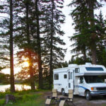 RVs can be a popular mode of transportation for Mainers, who often travel for the winter months.