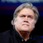 White House Chief Strategist Stephen Bannon speaks at the Conservative Political Action Conference (CPAC) in National Harbor, Maryland, on February 23, 2017.