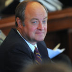 Assistant Maine Senate Majority Leader Andre Cushing of Newport