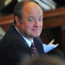 Assistant Maine Senate Majority Leader Andre Cushing of Newport