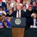 Trump threatens government shutdown over border wall, suggests controversial pardon at rally