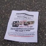 Just days after a white supremacist rally in Virginia turned deadly, KKK fliers are showing up in the midcoast.
