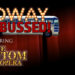 """The poster image for """"Broadway or Bussed! Phantom of the Opera."""""""