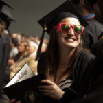 Fifty-seven percent of Thomas students are the first in their families to attend college.