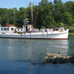 Cruise the St. George River on the Laura B with Georges River Land Trust. Call (207) 594-5166 for tickets.