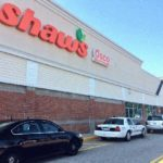 The husband of the woman killed two years ago in the Shaw's supermarket in Saco has filed a wrongful death lawsuit alleging the company needs to do more to protect customers.