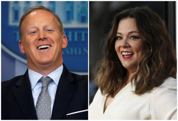 Emmy for Melissa McCarthy's Sean Spicer