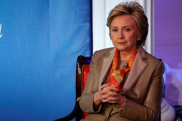 Hillary Clinton recalls 'painful' election loss: I drank 'my share of Chardonnay'