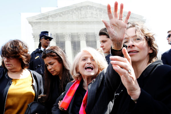 Edith Windsor, Who Sued For Marriage Equality, Dies At 88
