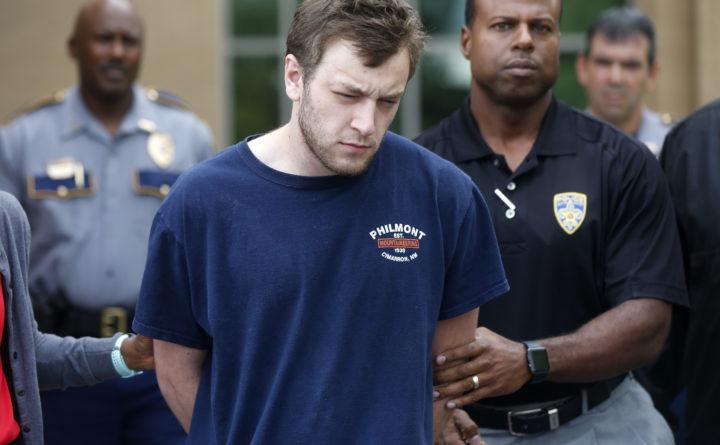 White Man Arrested In Slayings Of 2 Black Men In Louisiana