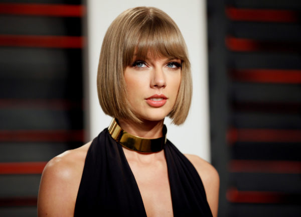 Taylor Swift Hit With Copyright Lawsuit Over