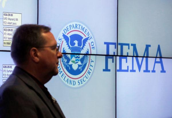 U.S. disaster agency FEMA may run out of funds Friday: senators