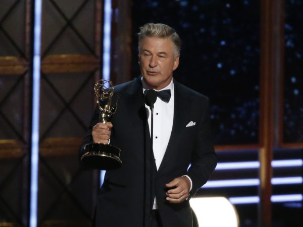 Alec Baldwin just majorly dissed President Trump
