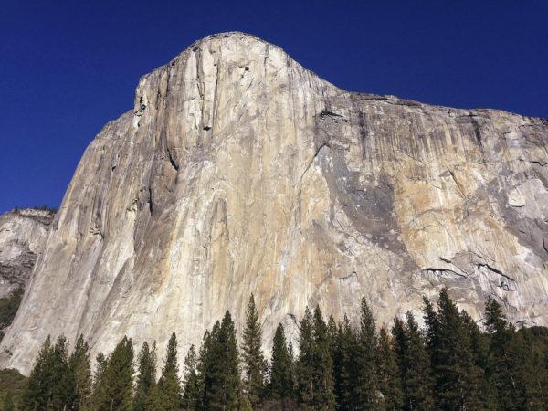 One dead, one injured in El Capitan rockslide in Yosemite, park says