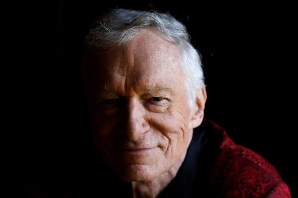 Hugh Hefner trends on Twitter in Pakistan