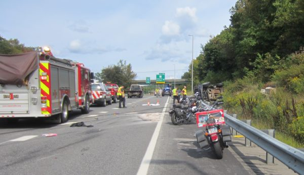 More fatal motorcycle crashes in Maine so far this year than in all of
