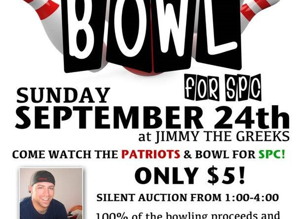 bowl for spc memorial scholarship fundraiser user submitted