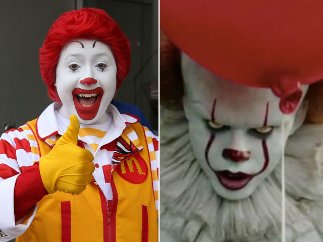 russian burger king wants to ban it because pennywise looks like
