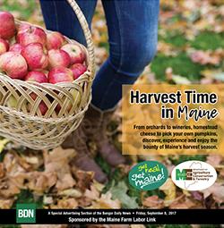 BDN Harvest Time 2017