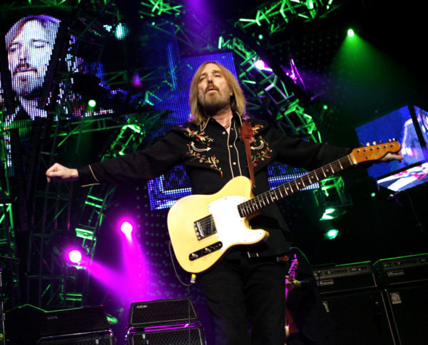 Rock icon Tom Petty dead at 66
