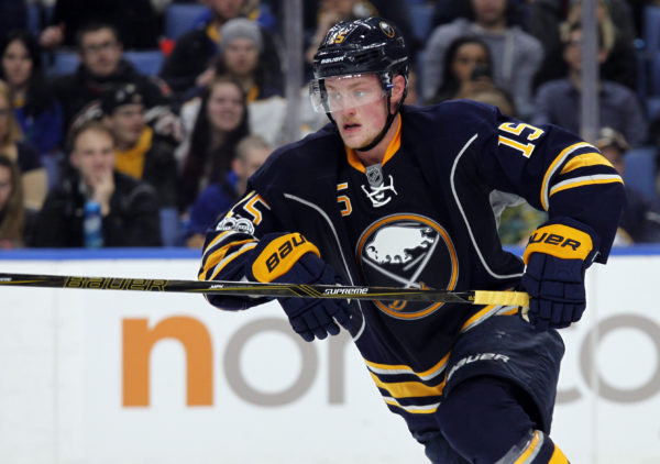 Jack Eichel, Sabres close in on 8-year extension