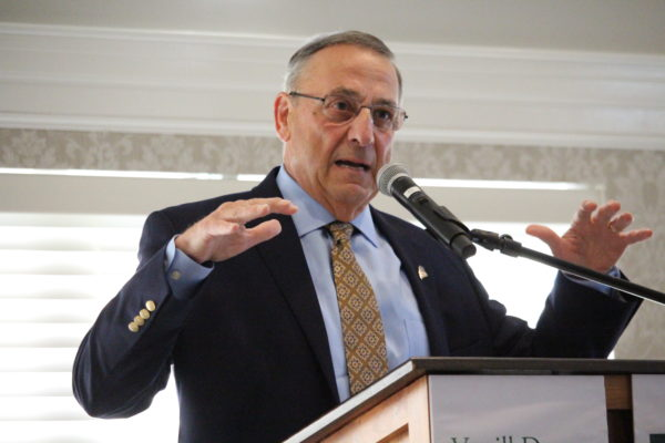 LePage Clashes With Maine Attorney General Over Settlement Money
