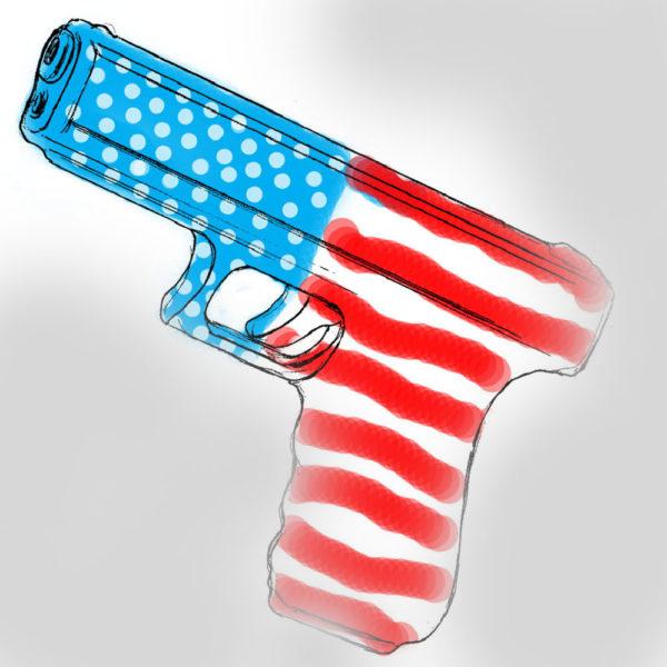 Gun stocks jump, following historical pattern after a mass shooting