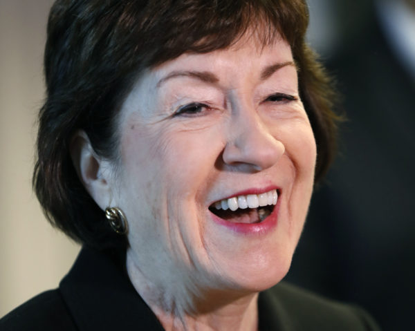 Senator Collins to say Friday if she will run for ME governor