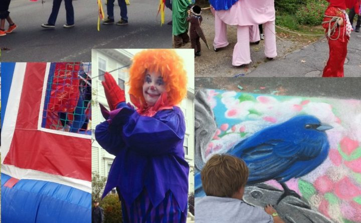 Family fun events across Belfast Oct  7 — User Submitted