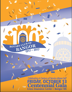 Bangor Rotary 100th Anniversary Program