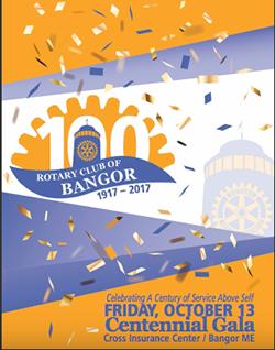 Bangor Rotary 100th Anniversary Program