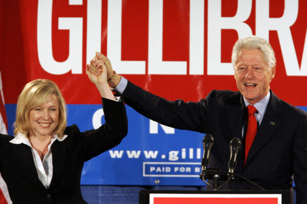Gillibrand: Bill Clinton Should Have Resigned Over Lewinsky Scandal