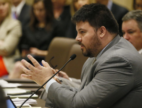 Former Sen. Ralph Shortey to plead guilty to child sex trafficking